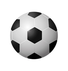 Football soccer ball icon image vector