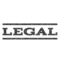 Legal Watermark Stamp vector