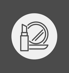 cosmetics icon sign symbol vector image