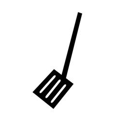 Simple shovel vector