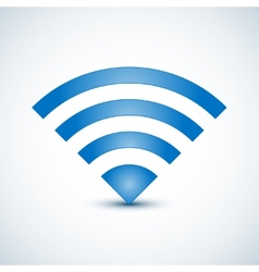 Wireless Nerwork Symbol vector image