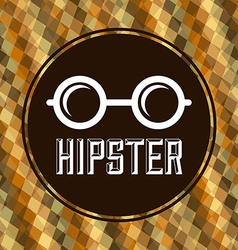 hipster design vector image