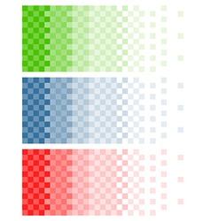 Pixel gradient vector image