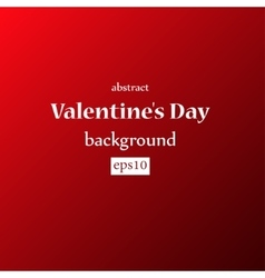 background I love you Valentines Day vector image vector image