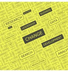 Change vector