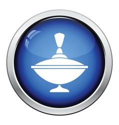Peg-Top icon vector