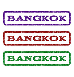 Bangkok watermark stamp vector