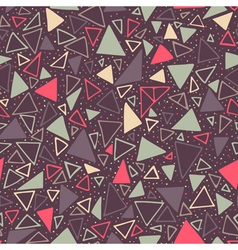 Geometric pattern Seamless background with vector image