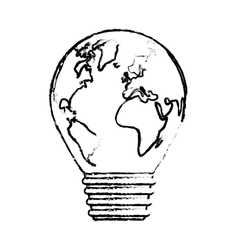 Eco friendly related icons image vector