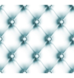 buttoned leather pattern vector image