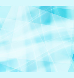 ice patterns with a blue twist vector image