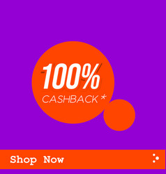 minimalism ads promotion vector image