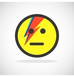 Smile Yellow Icon vector image vector image