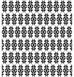 Art deco geometric pattern in dark black texture vector