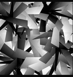 Abstract grayscale pattern texture or background vector