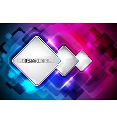 abstract shiny background design vector image