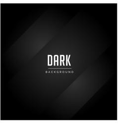 Black diagonal pattern dark background imag vector