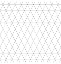 Triangle geometric seamless pattern 3207 vector