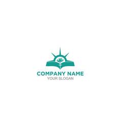 Young church logo design vector