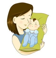 mom05 vector image vector image