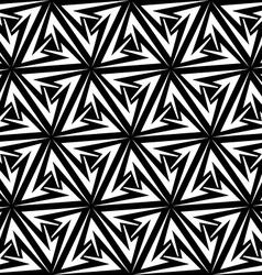 Arrows Pattern vector image vector image