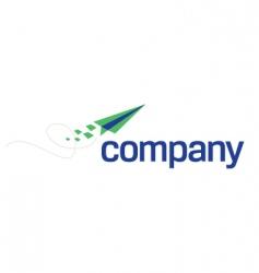 Internet logo vector image vector image