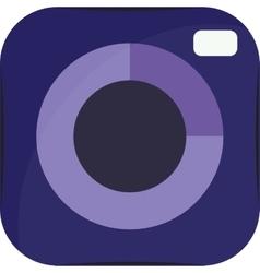 camera icon icon vector image
