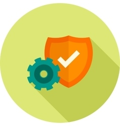 Security Settings vector
