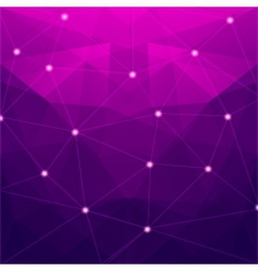Abstract technology background vector image