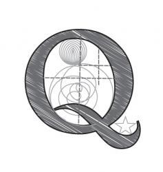 q vector image