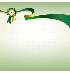 Ribbon 4 vector image vector image