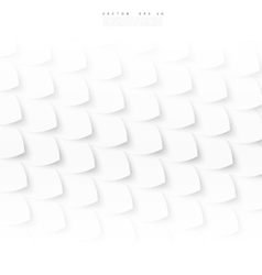 white fish scales Abstract background vector image