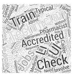 Accredited Checking Technician Jobs Provide A Good vector