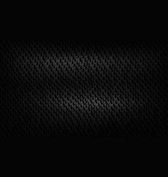 Black snake skin background vector