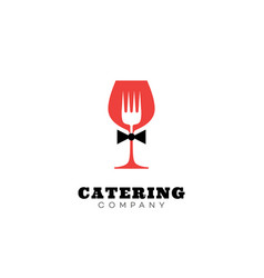 Catering company logo vector