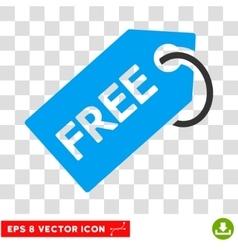 Free Tag Eps Icon vector