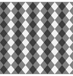 Argyle abstract pattern background vector image vector image