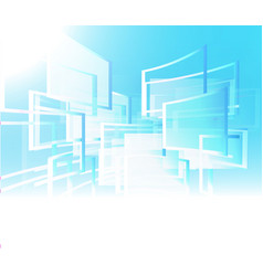 background abstract modern vector image