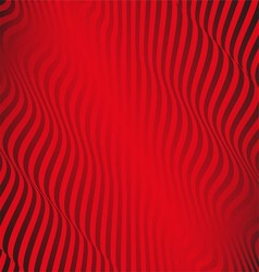 Red Background Curve Line On Modern Texture Patter vector