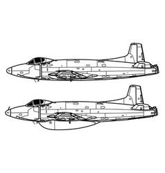 Supermarine attacker vector