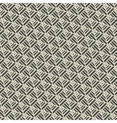 triangle geometric diagonal seamless pattern vector image vector image