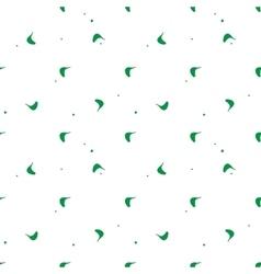 little dash strokes vector image vector image