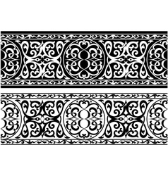 Arabian or persian ornament vector image