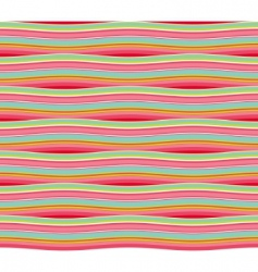 vector striped background vector image