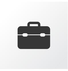 toolbox icon symbol premium quality isolated vector image
