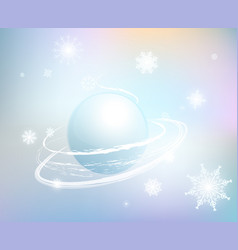 Snow-background-1 vector