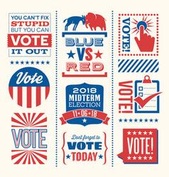 Motivational designs to encourage vote vector