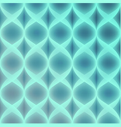 neon blue seamless pattern vector image