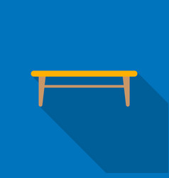 Table icon of for web and vector