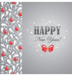 Happy New Year1 vector image vector image